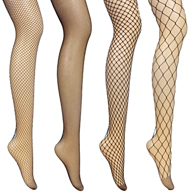 d824e84f152c8 Womens Sheer Tights - Pantyhose For Women, Classic Black Sexy Full Foot  Soft Elastic Ladies