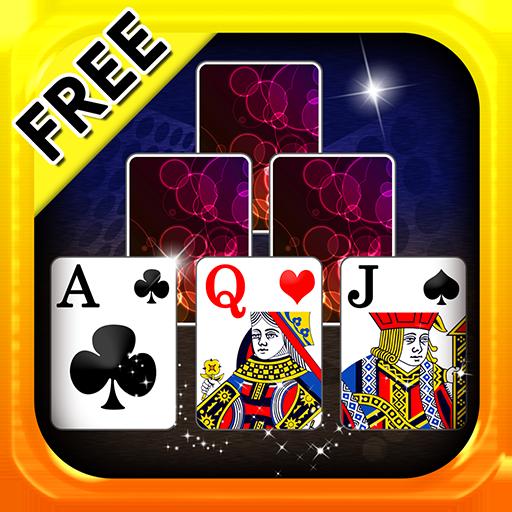tri peaks solitaire free - 7