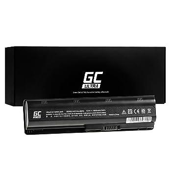 Green Cell® ULTRA Serie Batería para HP Pavilion G62-140ES Ordenador (Las Celdas Originales Panasonic, 6800mAh, Negro): Amazon.es: Electrónica