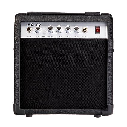 Rocktile PG-10 - Amplificador de guitarra eléctrica