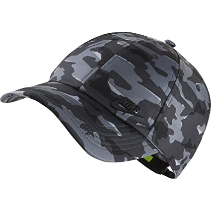 exclusive range super quality attractive price Nike Futura Heritage 86 Casquettes Homme, Anthracite/Noir, FR Fabricant :  Taille Unique