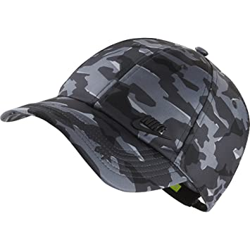 a15254d202 Nike Futura Heritage 86 Casquettes Homme, Anthracite/Noir, FR Fabricant :  Taille Unique