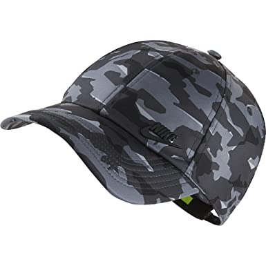 c143515631a Nike Men s Cap (942212-060 Ant Black One Size)  Amazon.in  Clothing ...