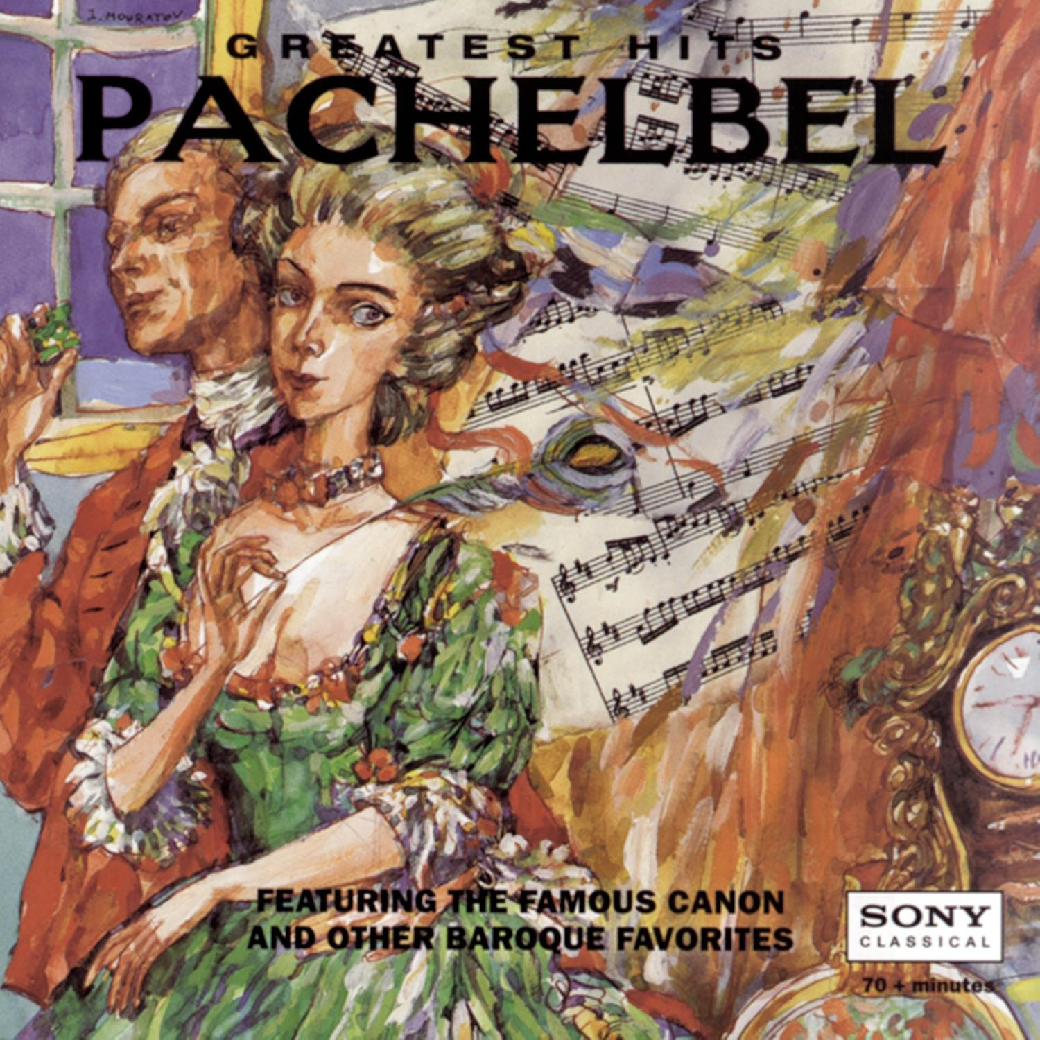 Pachelbel Greatest Hits by Sony