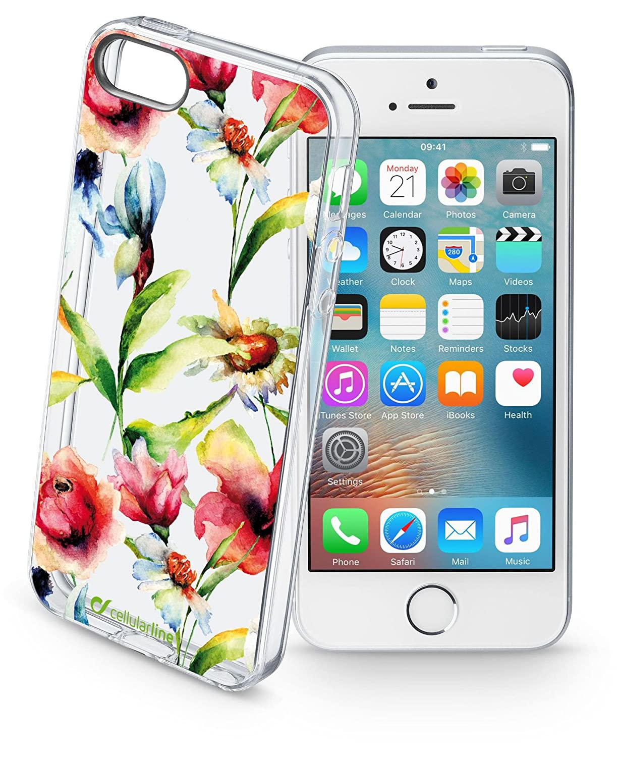 cover iphone 5c cellular line