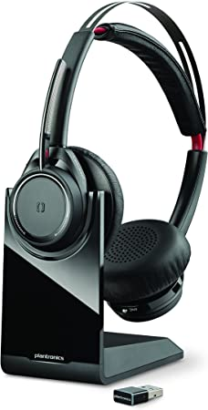 Plantronics Voyager Focus UC Bluetooth USB B825 202652-01 Headset
