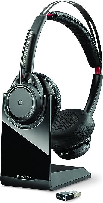 Plantronics Voyager Focus Uc Stereo Bluetooth Headset Amazon Co Uk Electronics