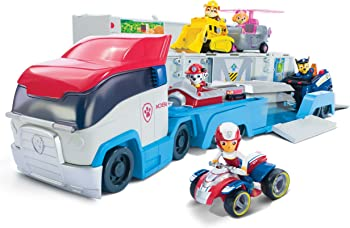 ATV Paw Patroller Rescue Transport Toys