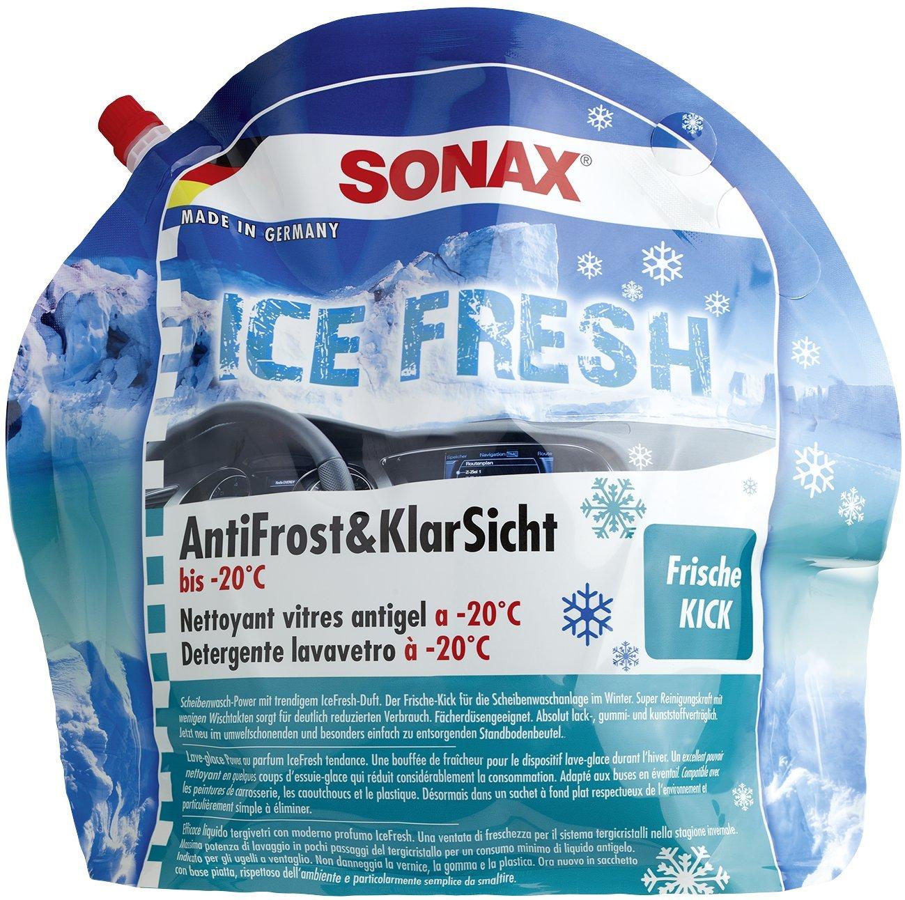 sonax antifrost und klarsicht gebrauchsfertig 3 liter. Black Bedroom Furniture Sets. Home Design Ideas