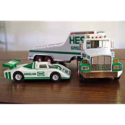 Hess Toy Truck and Racer 1988: Toys & Games