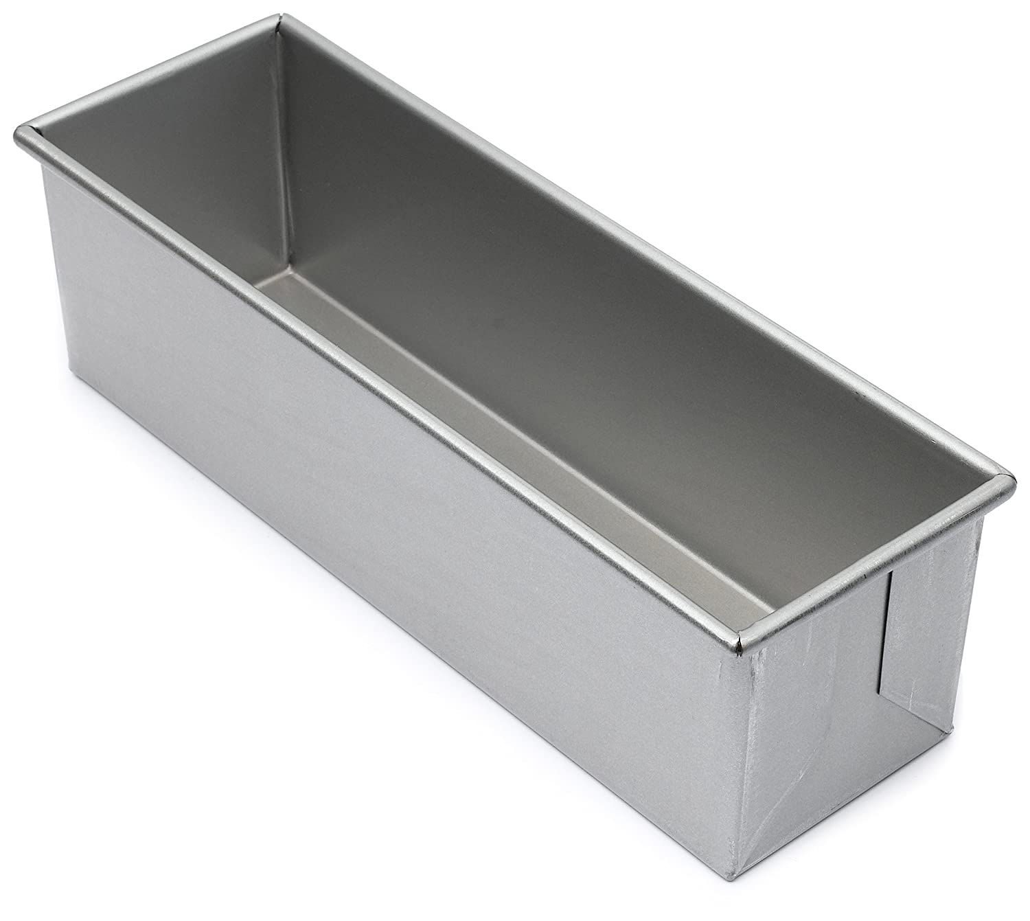 Focus Foodservice Commercial Bakeware Sliding Cover for 1 1/2 Pound Pullman Pan Amco Food Service 904660