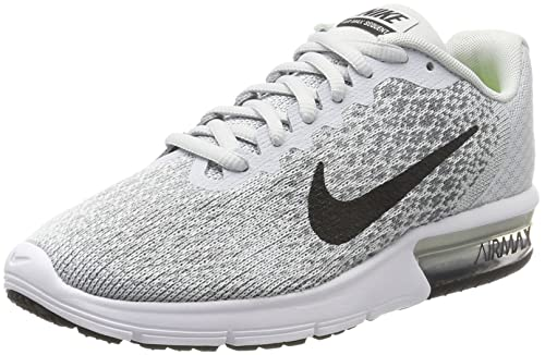 nike air max sequent 2 gris