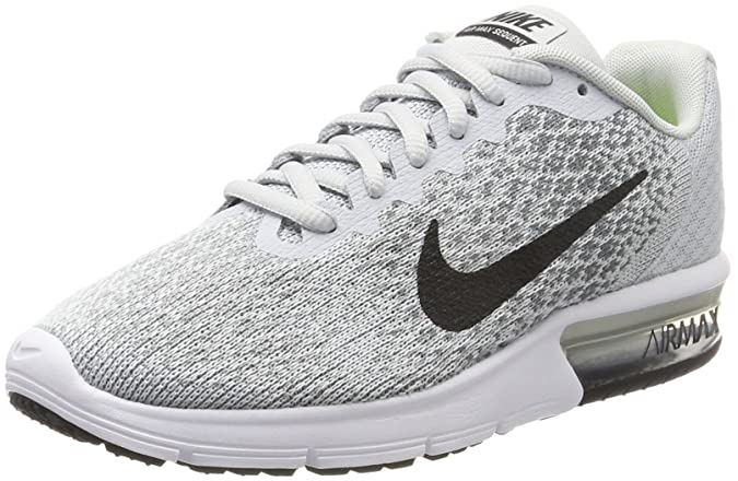 sports shoes 1b748 62c32 Nike WMNS Air Max Sequent 2, Chaussures de Running Femme  Amazon.fr   Chaussures et Sacs