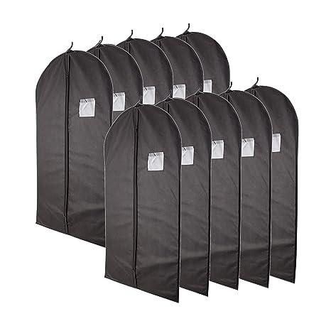 Amazon.com: Plixio - Bolsas para ropa de 40 pulgadas, color ...