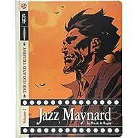 Jazz Maynard Vol. 2: The Iceland Trilogy
