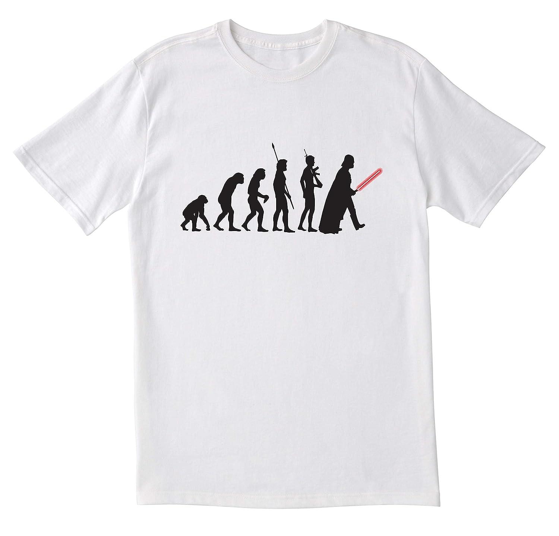 Evolution Of Darth Vader Star Wars Inspired Unisex T-Shirt