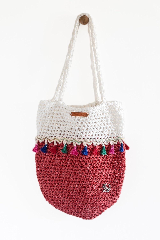 Gallaecia Studio Boho chic bolso de hombro para mujer: Amazon.es: Handmade