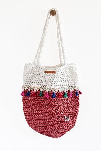 Gallaecia Studio Boho chic bolso de hombro para mujer