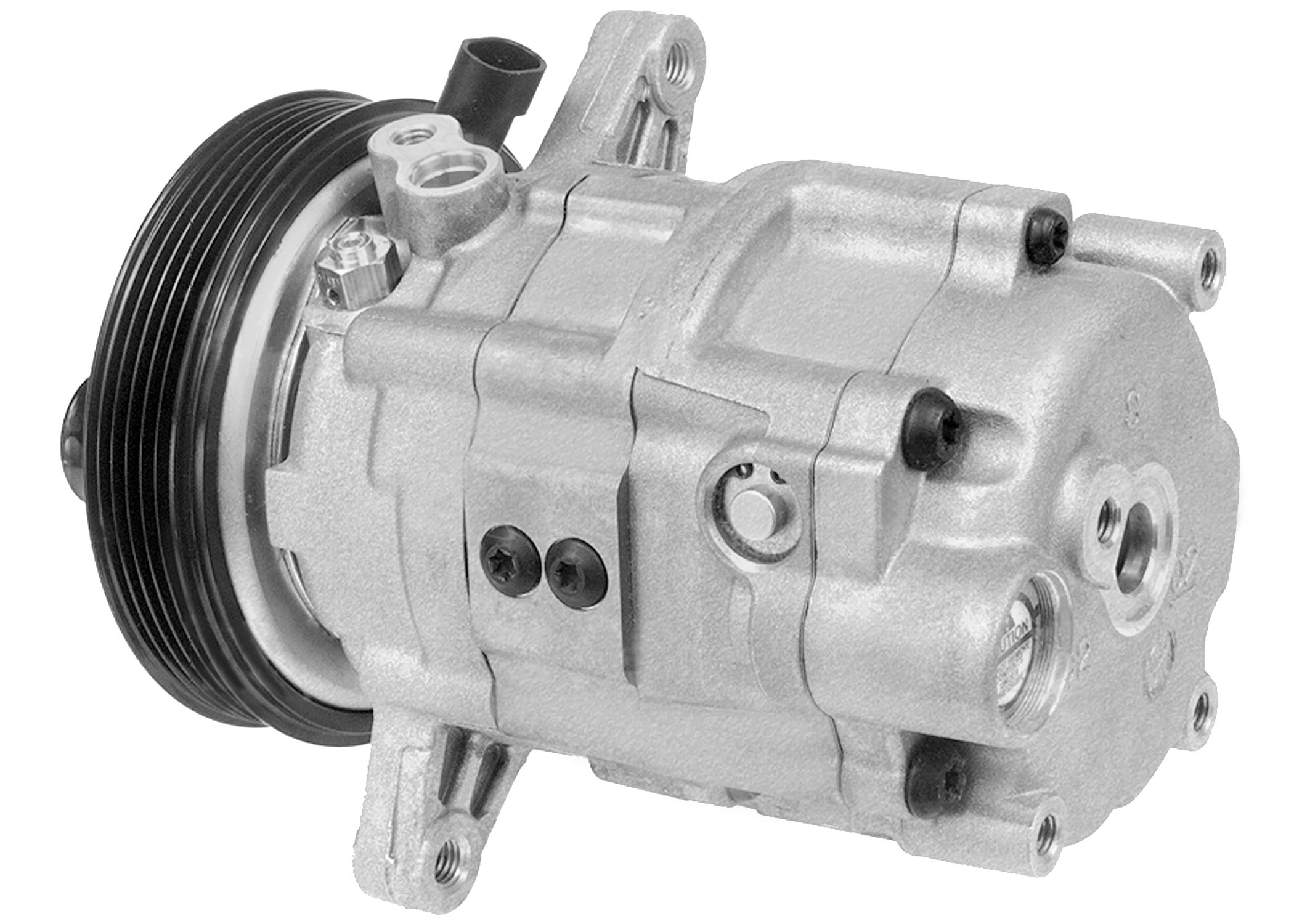 ACDelco 15-21475 Professional Air Conditioning Compressor, Remanufactured