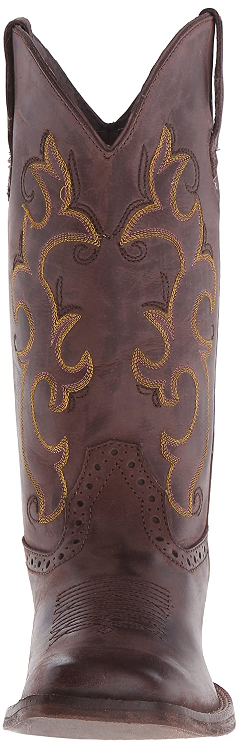 Roper Women's Classic Cowgirl Western US|Brown Boot B00U9Y3L4O 8 B(M) US|Brown Western 685498