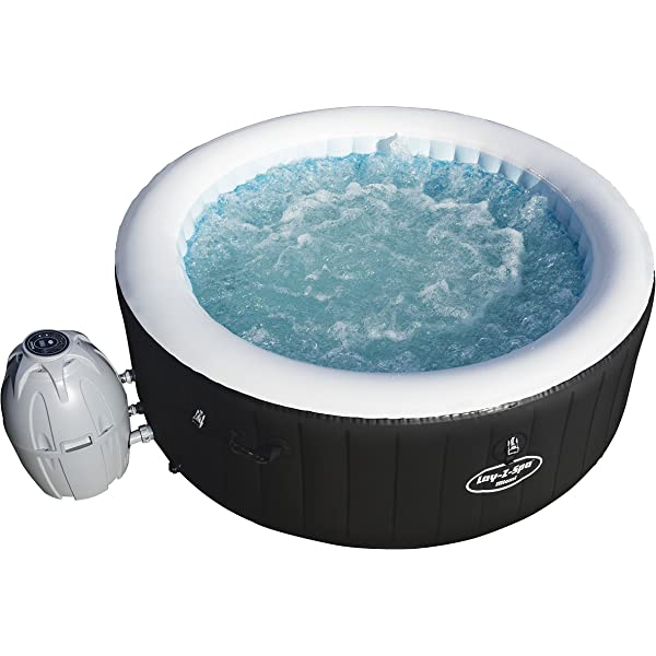 Intex Simple Spa 28482 Bañera hidromasaje 795 litros Bubble ...
