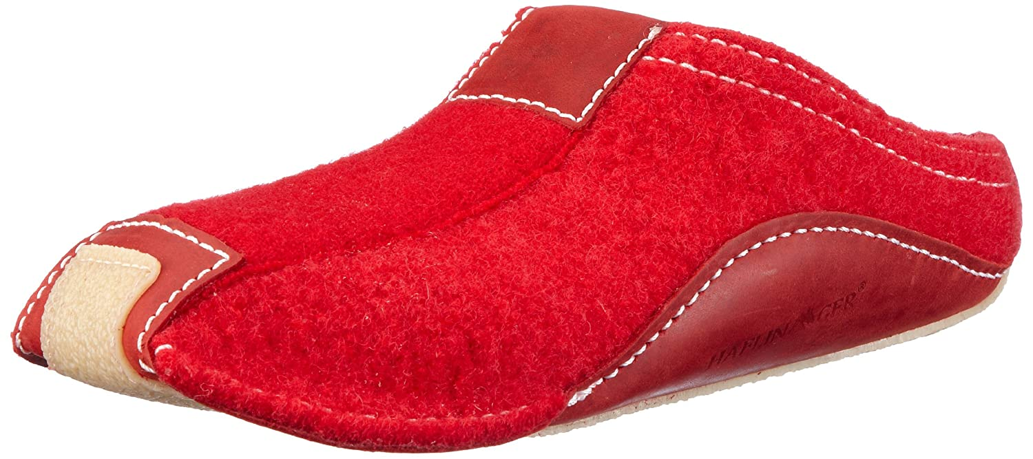 Haflinger 19903 411001, Chaussons Chaussons mixte adulte Haflinger Rouge (Rouge-tr-f5-126) b02cc39 - conorscully.space