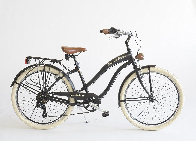 Via Veneto Bicicleta Cruiser Mujer Made in Italy