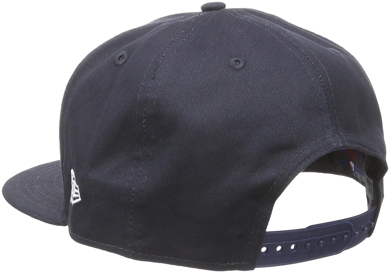 Amazon.com  New Era MLB 9FIFTY Boston Red Sox Basic Snapback Cap Team  Basecap  Clothing a7f8bcca6f9