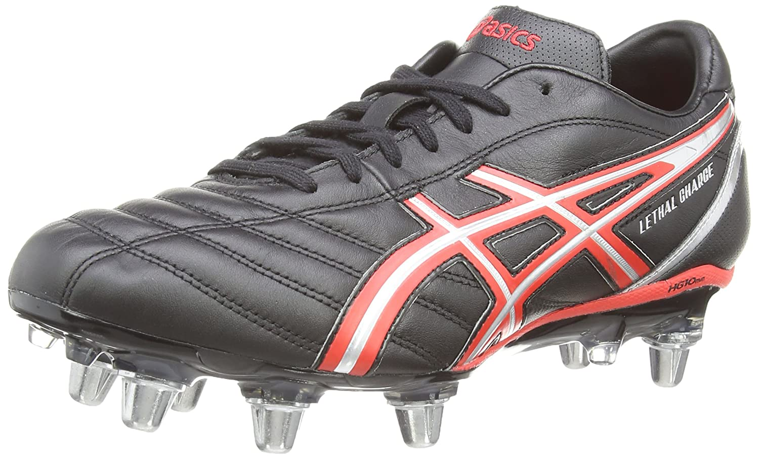 ASICS Lethal Charge, Men's Rugby Boots Men' s Rugby Boots Onistuka Tiger P029L-9023