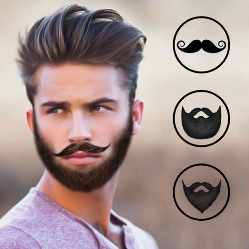 Boy Photo Editor : Man Beard Mustache