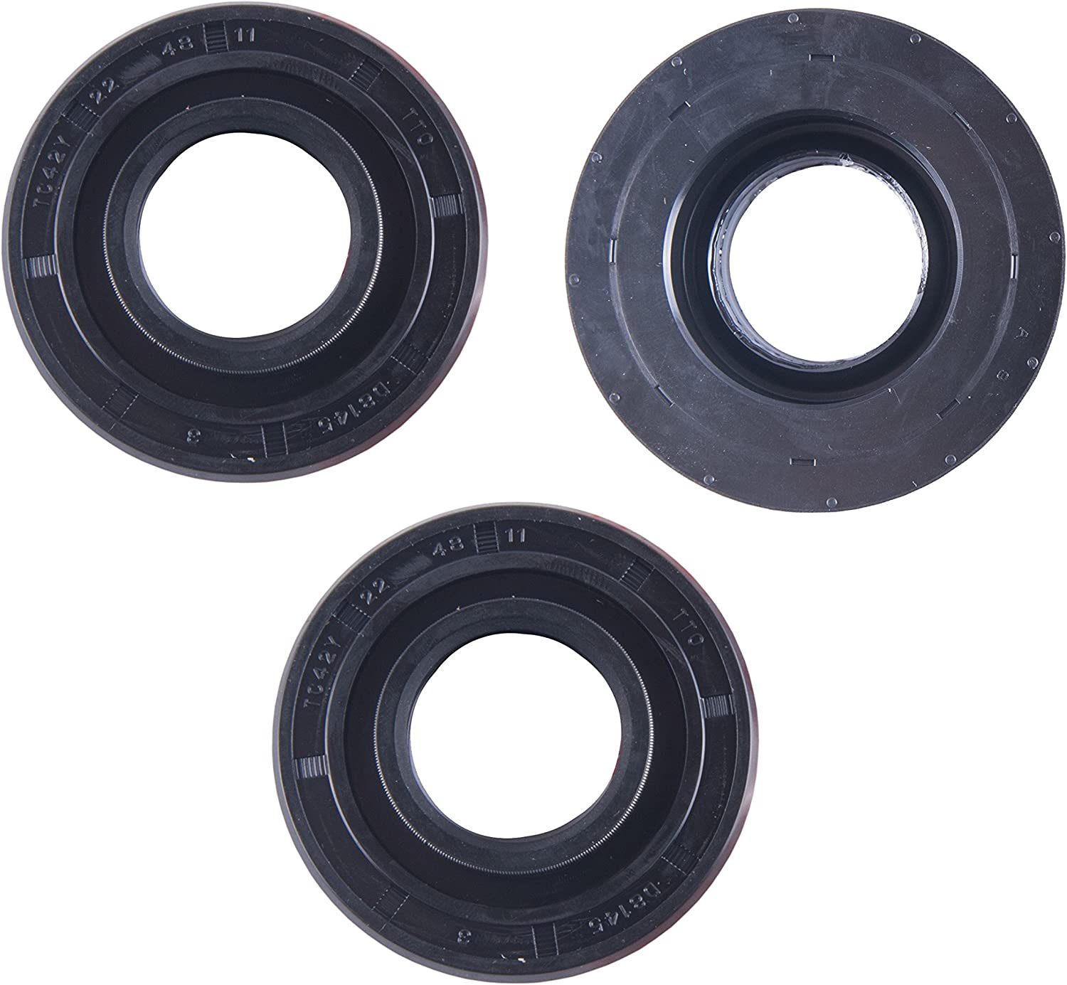 East Lake Axle Front differential seal kit compatible with Honda TRX 400//500 Foreman//Rubicon 2001-2004