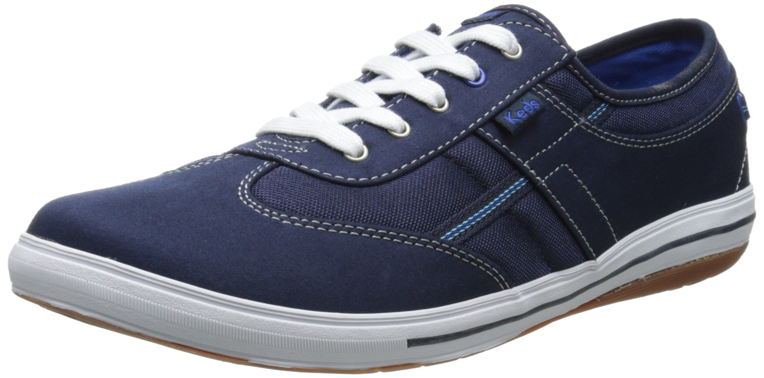 Keds Women's Craze T-Toe Twill Sneaker, Peacoat Navy, 10 M US by Keds (Image #1)
