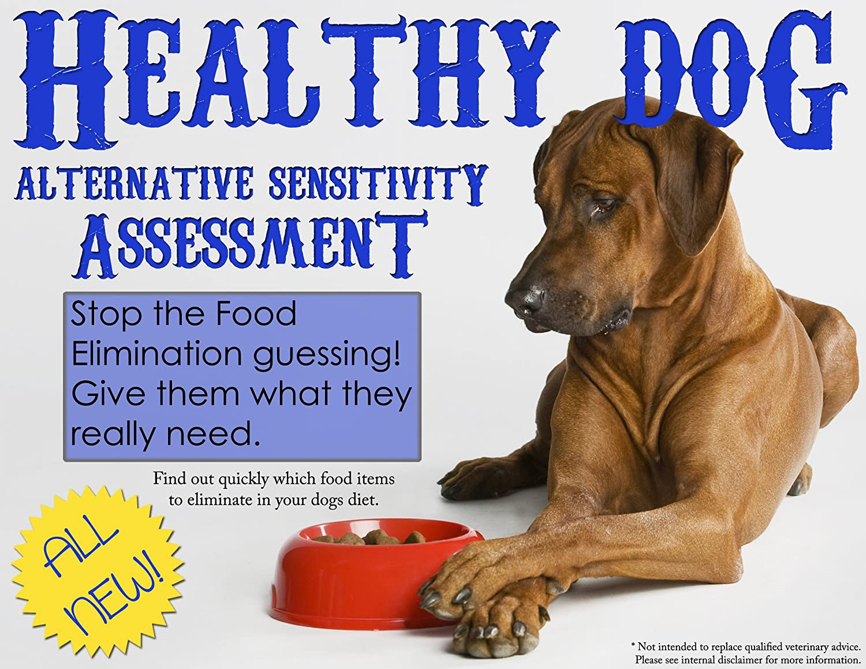 Dog Allergy Sensitivity Assessment Test Kit: Amazon.co.uk: Pet Supplies | Dog Food Allergy Test Saliva