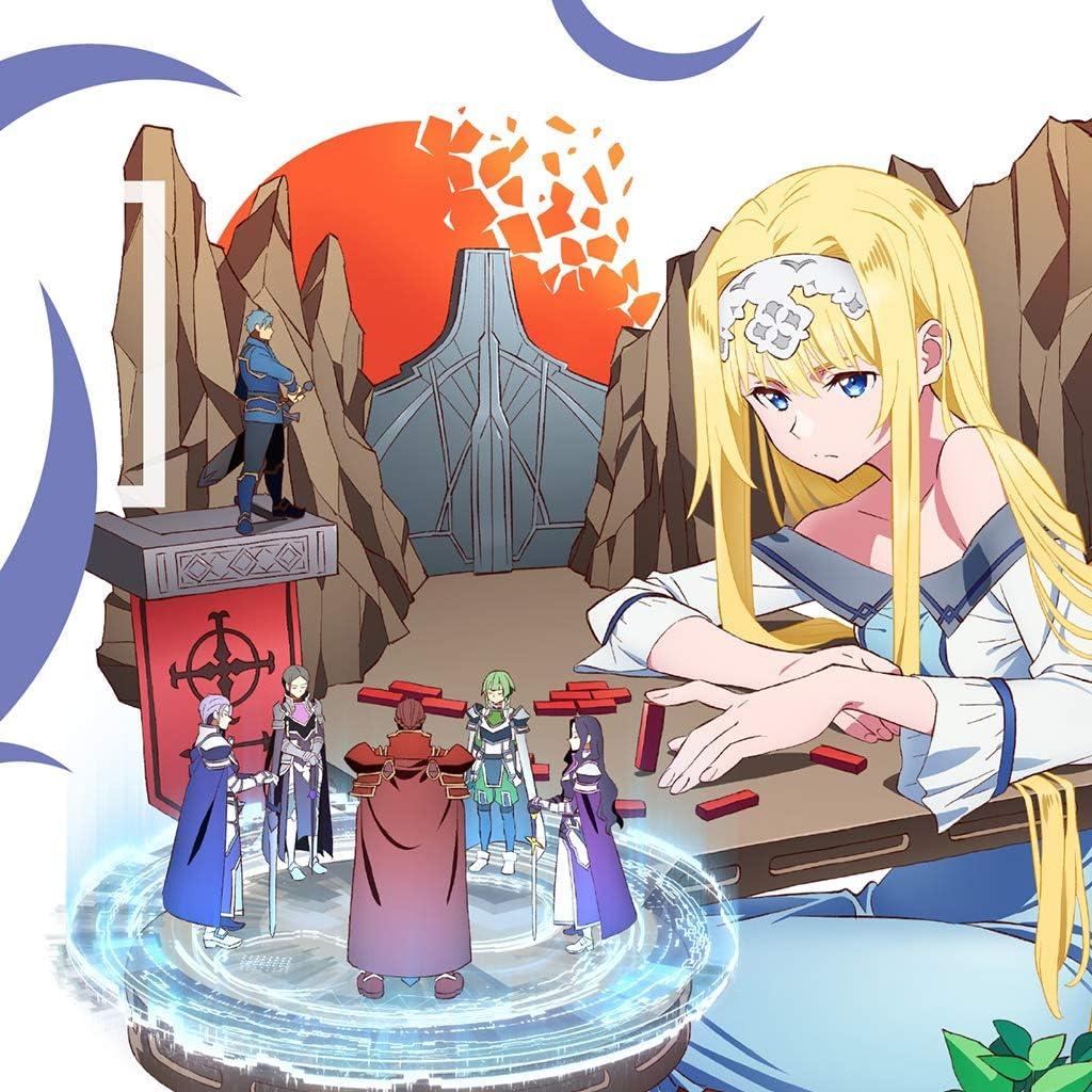 ソードアートオンライン Ipad壁紙 アリスと整合騎士 アニメ スマホ用