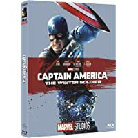 Captain America The Winter Soldier 10° Anniversario Marvel Studios brd