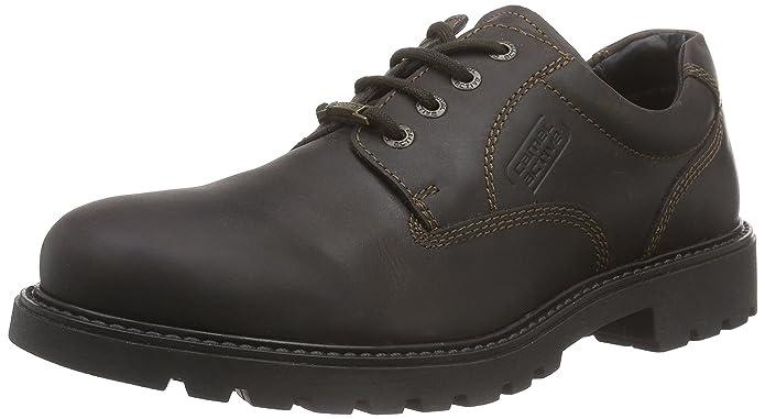 Camel Active Outback GTX 21 - Zapatos Hombre, Negro (Negro), 40.5