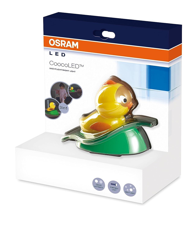 Osram Orbis - LED luz de noche, IP20, E5, color blanco: Amazon.es: Iluminación