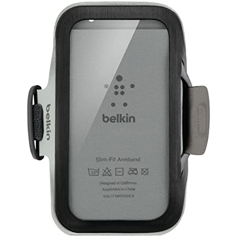 Belkin Slim Fit - Funda para móvil Samsung Galaxy S4, negro