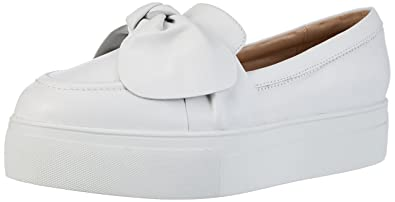 216-3442 Nappa Leather, Mocassins Femme, Blanc (White), 41 EUBuffalo