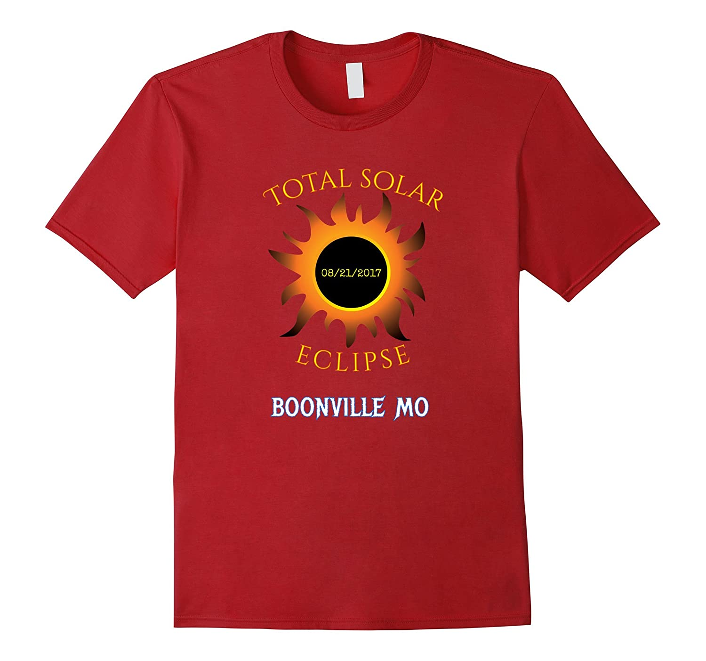 1751a5079 Boonville MO Total Solar Eclipse t-shirt Missouri tees-CL – Colamaga