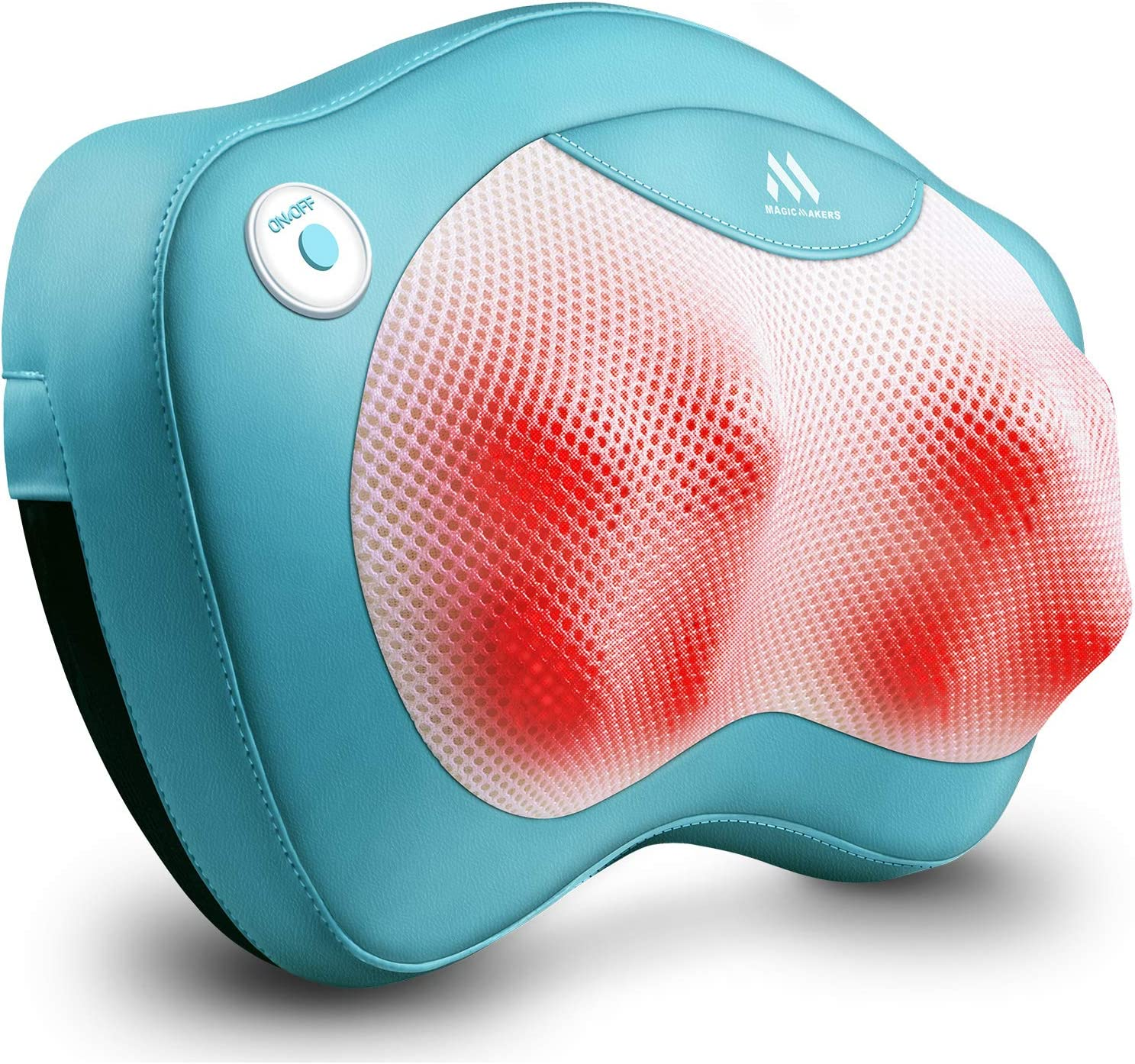 Back and Neck Massager with Heat