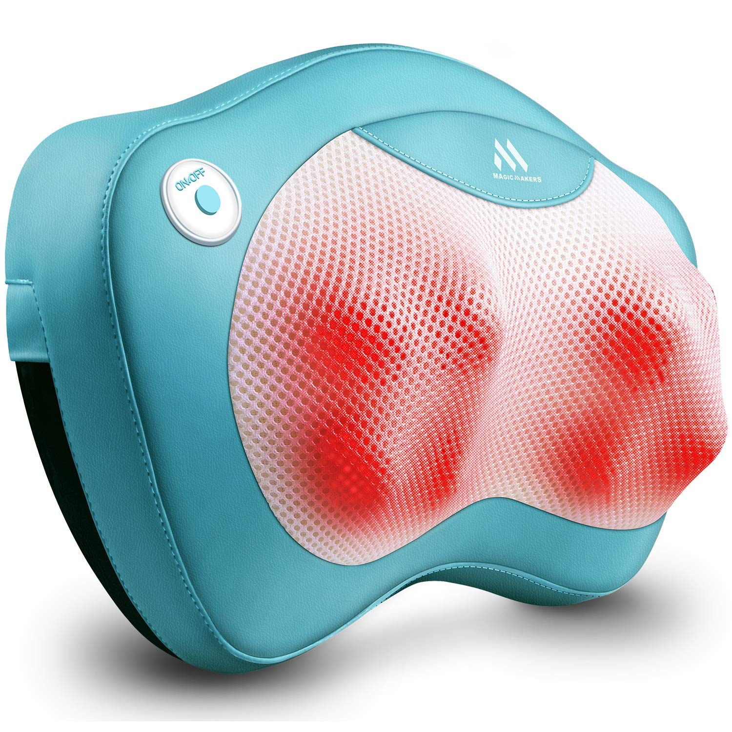 Back Massager Neck Massager with Heat – Christmas Gifts ...