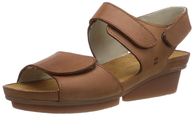 El Naturalista Women's Nd20 Code Wedge Sandal B00P69Y44I 42 EU/11-11.5 M US|Wood