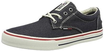 Herren V2385IC 1F Sneaker, Blau (Ink 006), 44 EU Tommy Hilfiger