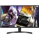 "LG 32UK550 Monitor 32"" 4K Ultra HD HDR, 3840x2160, 4ms, Speaker Integrati 10 W, Radeon FreeSync, Multitasking, Display Port, HDMI, Regolabile in Altezza"