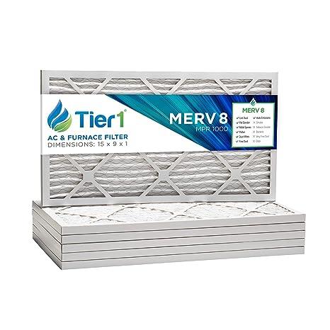 Tier1 3 M Filtrete fapf01 FAPF02 Reemplazo 15 x 9 x 1 Ultra Clean ...