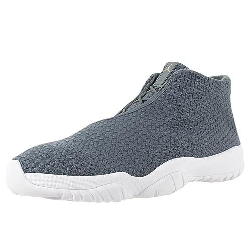 Amazon.com: Nike Air Jordan Futuro Cool Gris/Blanco ...