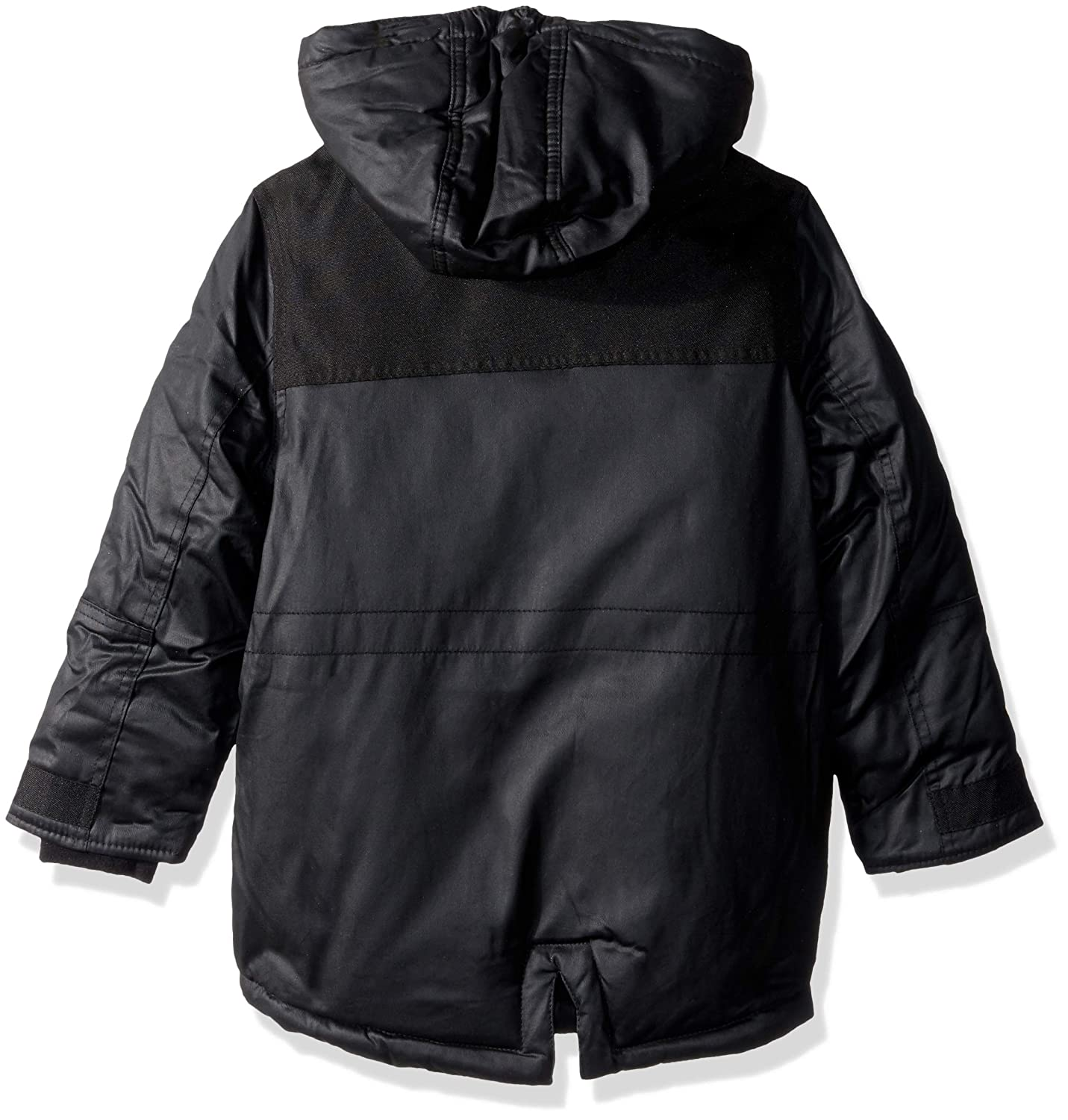 Big Chill Boys Waxed Cotton Expedition Jacket,