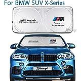 for BMW Sunshade Windshield Visor Cover Car Window Sun Shade UV Protect Car Window Film for E28 E31 E32 E34 E38 E39 E53…