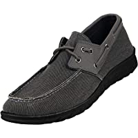 iloveSIA Mens S01524312 Loafers Classic Boat Shoes